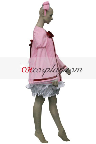 Rozen моминско Hinaichigo Лолита Cosplay костюм