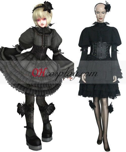 The King of Fighters KOF MI Ninon Beart Cosplay Costume