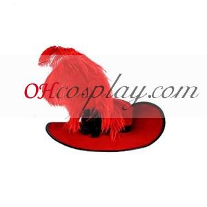 Angelina Dulles Black Butler (madame rød) udklædning Kostume-Premuim Edition