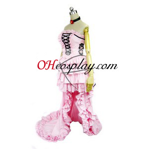 chii chobits קוספליי lolita לבוש ורוד בגד ים