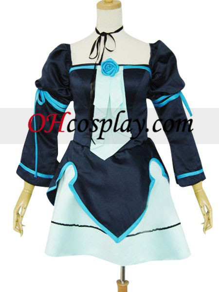 Miku Doujin Lolita udklædning Kostume