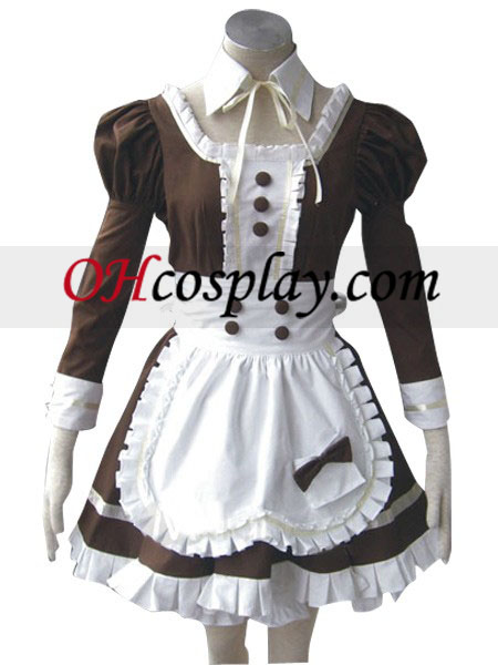 Koffie Whispery Cosplay Costume