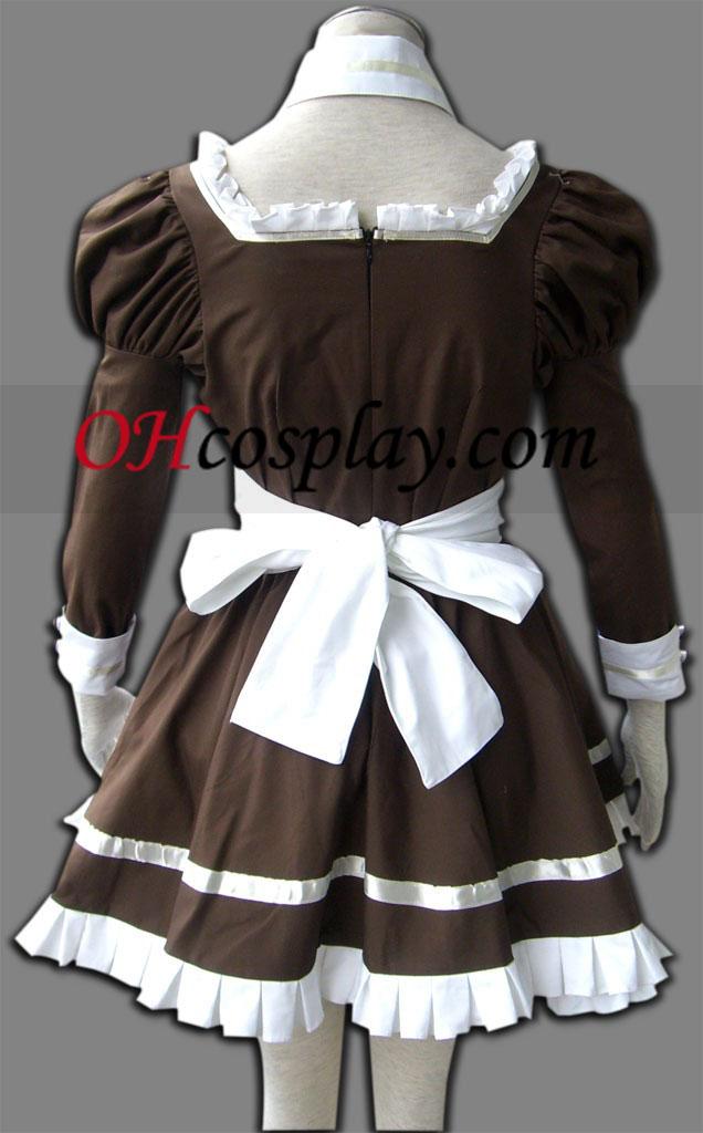 Kaffe Whisper udklædning Kostume