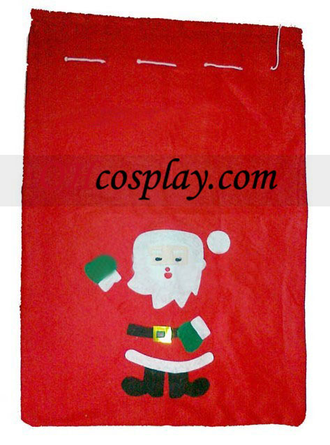 Jul Santa Claus Gift Bag Small
