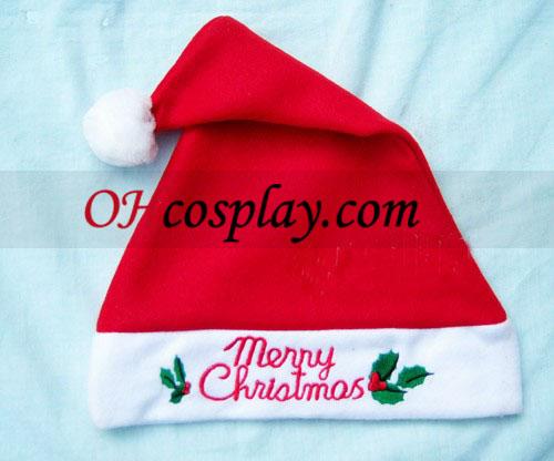 Весели Коледни празници шапка