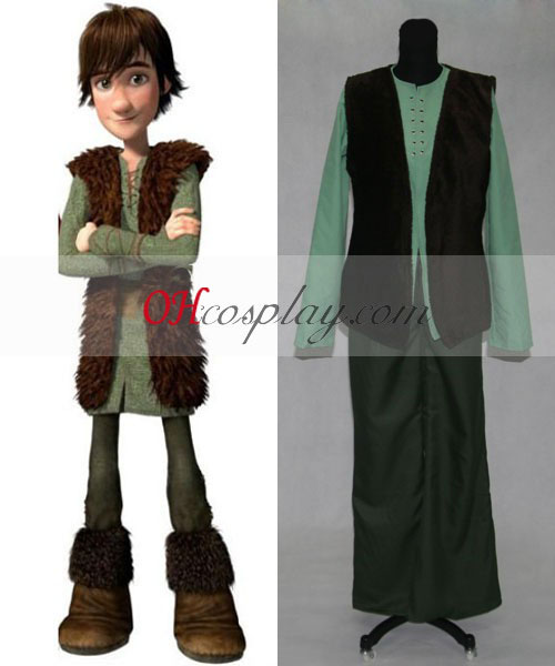 How to Train Your Dragon Hoquet Costume Carnaval Cosplay