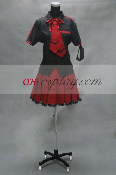 Кръв CSaya Kisaragi Cosplay костюм