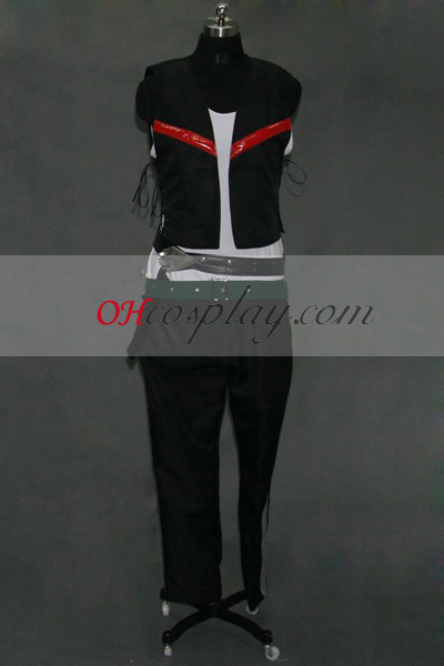 Живи или мъртви баси Амстронг Cosplay костюм