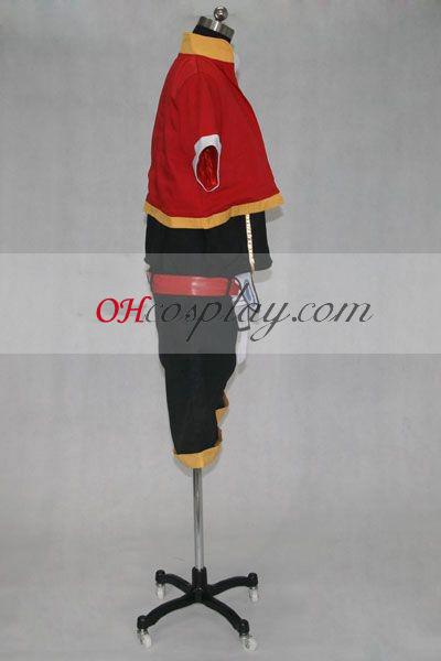 Kellyn udklædning Kostume Fra Pokemon Ranger