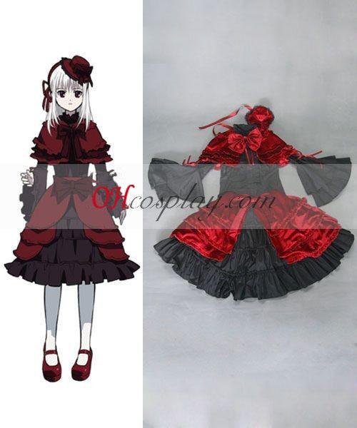 К-Анна-kushina-cosplay-костюм