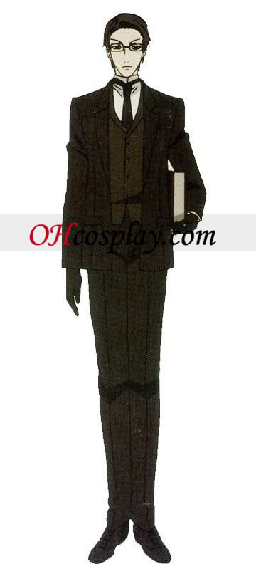 William T. Cosplay Costume From Black Butler