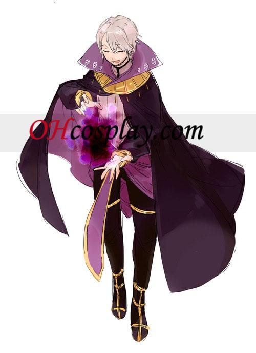Henry udklædning Kostume fra Fire Emblem Awakening