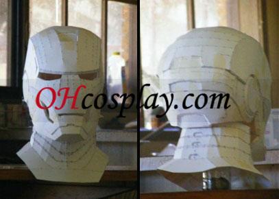 איש ברזל מצופה נייר קוספליי המתאימות