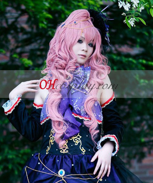 Vocaloid Luca Gothic Cosplay Dress-Advanced Aangepaste