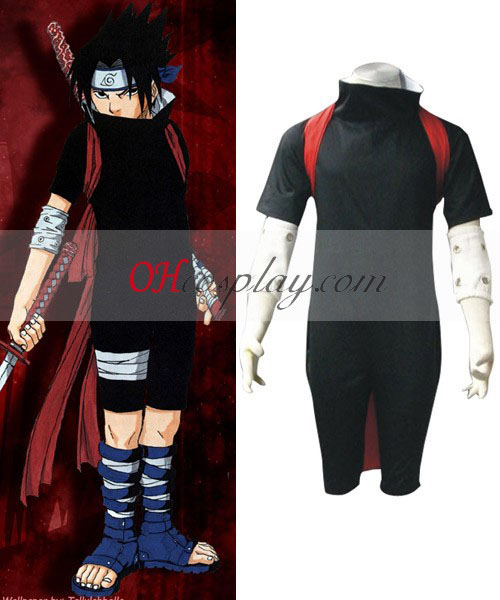 Naruto Uchiha Sasuke Cosplay