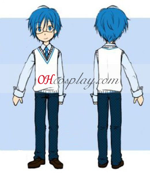Kaito School Uniform Costumes Costume