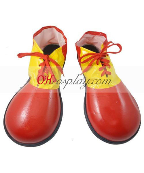 קוספליי נעלי ליצן