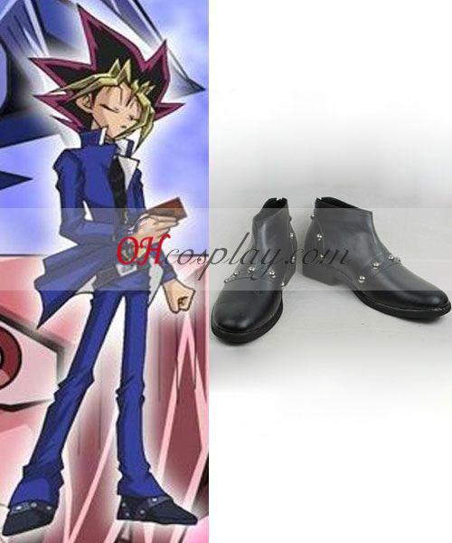 Yu Gi Oh Mutou Yugi Cosplay Shoes