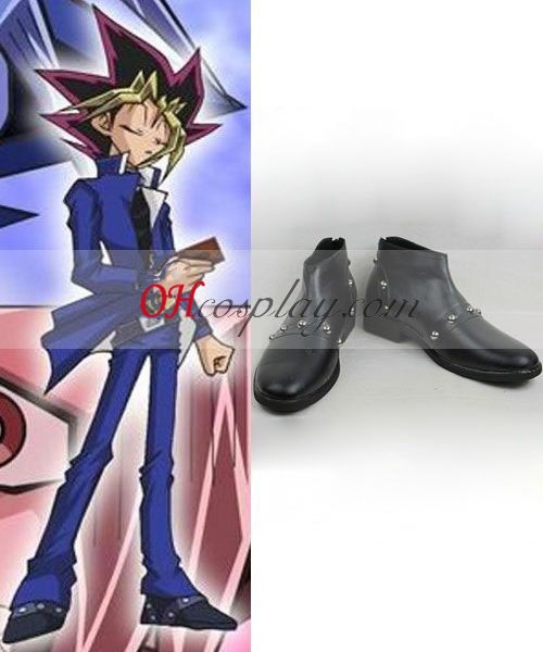 Yu Gi Oh Mutou Yugi Cosplay obuv