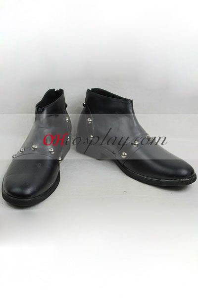 Yu Gi Oh Mutou Yugi Cosplay обувки