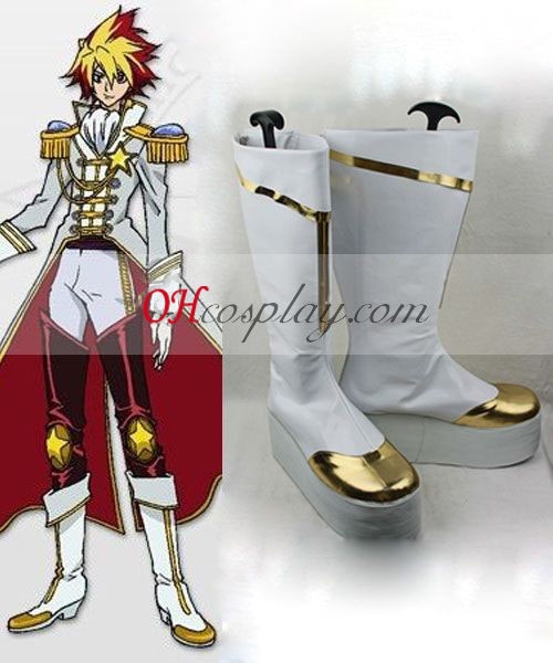 Star Driver Costume Carnaval Cosplay Bottes