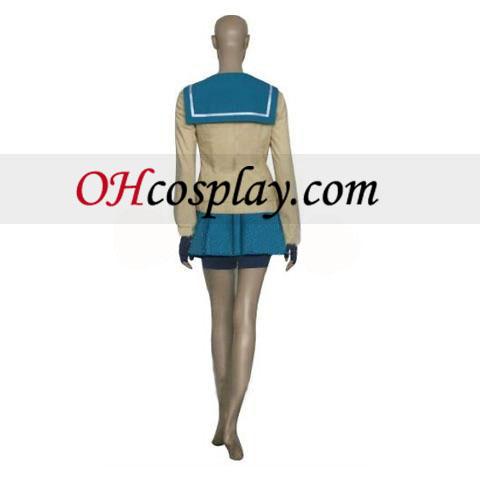 Air Gear Ringo Noyamano udklædning Kostume