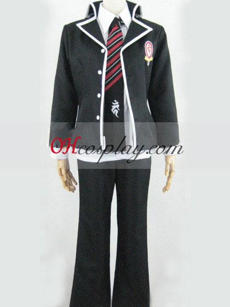 Ao č. exorcista Okumura Rin školskú uniformu Cosplay kroj ? meč do tašky