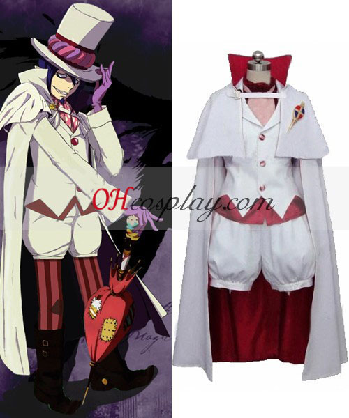 Ao big a meal Exorcist Mephisto Pheles Cosplay Costume