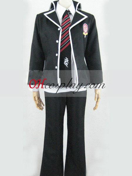Ao č. exorcista Okumura Rin školskú uniformu kroj Cosplay