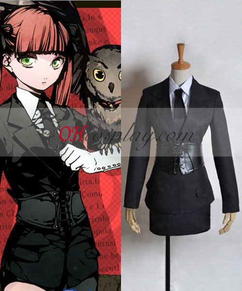 Arcana Famiglia Felicital Costume Carnaval Cosplay
