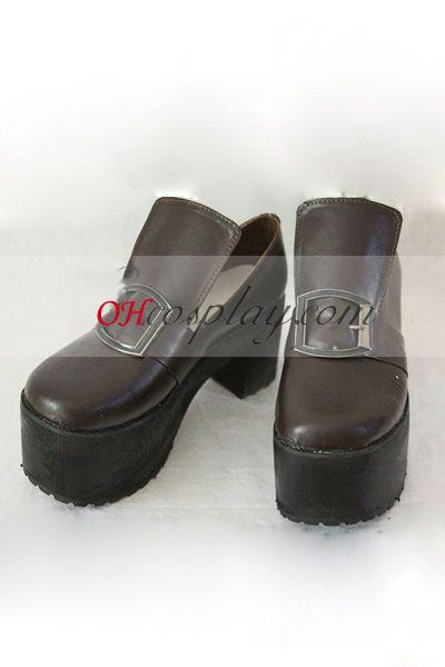 Black Butler Ciel Phantomhive udklædning sko