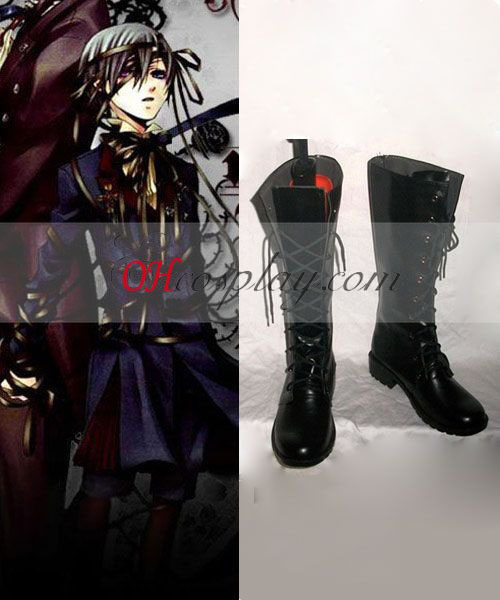 sale black butler boots shoes online shop. Black Bedroom Furniture Sets. Home Design Ideas