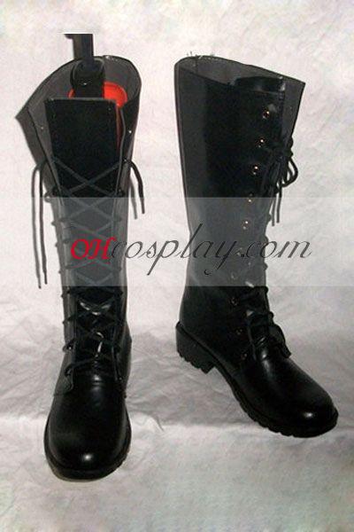 Black Butler Ciel udklædning sko