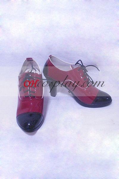 Black Butler Grell Sutcliff udklædning sko