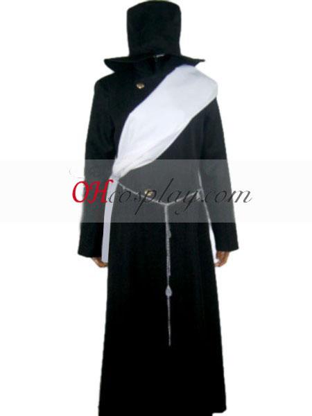 משרת שחור undertaker קוספליי בגד ים
