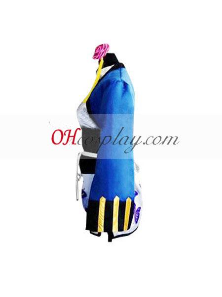 משרת שחור ranmao קוספליי בגד ים