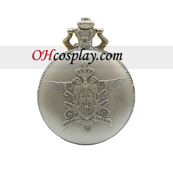Black Butler Cosplay Pocket Watch