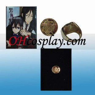 Black Butler Cosplay Kostüme Phantomhive Ring