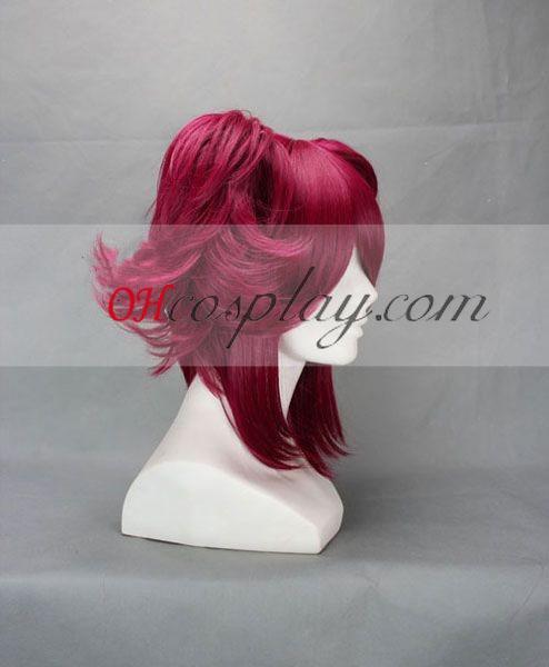 Black Butler Maylene Red Cosplay Wig