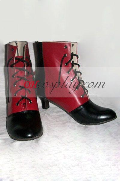 Angelina Dulles Black Butler udklædning sko