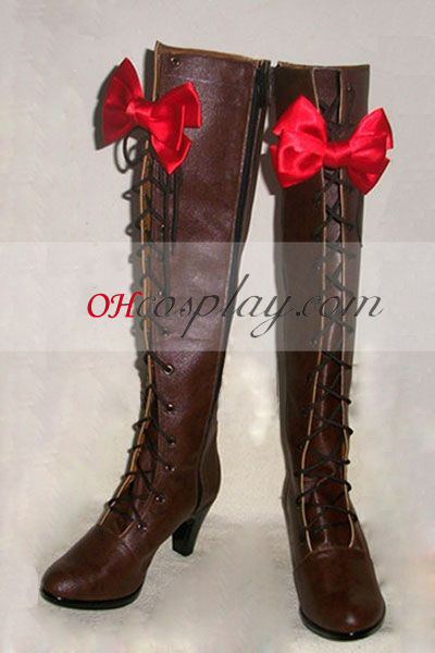 Black Butler Alois Trancy udklædning Støvler