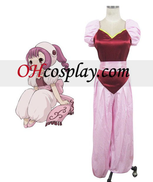 Sumomo Cosplay Costume from Chobits
