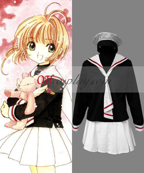 Sakura Kinomoto Uniform from Cardcaptor Sakura