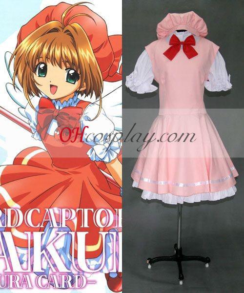 Sakura cardcaptor Sakura לתקשורת בין לבוש