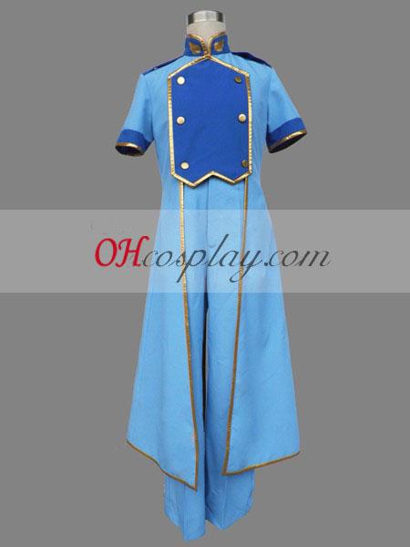 Cardcaptor Sakura Syaoran Li Den Sealed Card udklædning Kostume