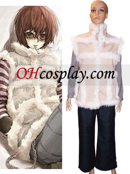Death Note Matt Cosplay Kostuum