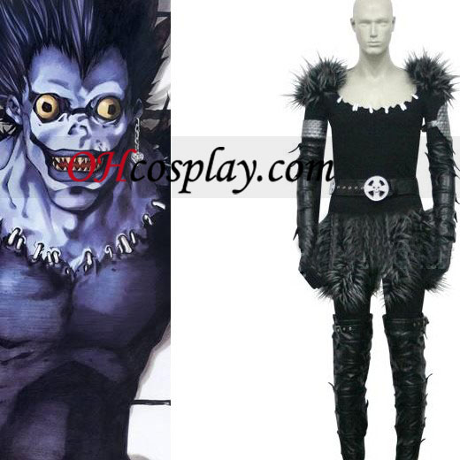Death Note Shinigami Ryuuku Ryuk Cosplay Costume