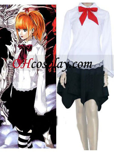 Death Note Amane Misa cosplay kostuum
