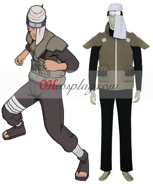 Naruto пясък село Баки Cosplay костюм