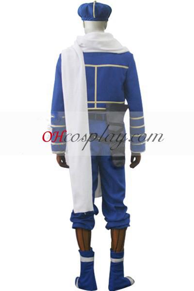 Tegami Bachi остатъчно виждате Cosplay костюм
